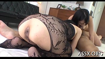 Japanese anal fisting